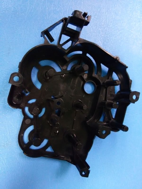 Precise automotive Injection mold parts DME standard PA6 material