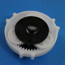 चीन Custom POM Gear Injection Molded Plastic Nylon Gears Mold , ODM/OEM Molded Plastic Gears फैक्टरी