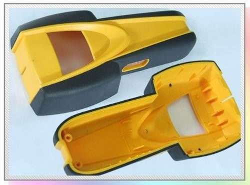 Plastic injection mold with PA66 material, the parts used in the electronic parts